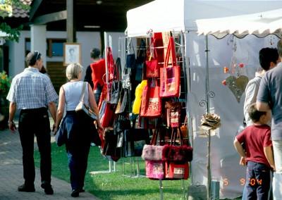 Kunsthandwerksmarkt 2004-Seeham